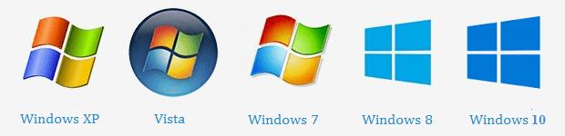 Windows XP, 7, 8, 8.1, 10