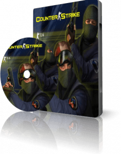 Counter-Strike 1.6 Original CD Cover