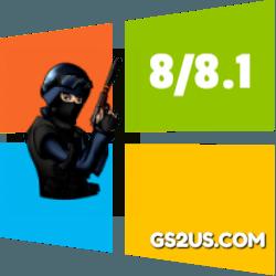 cs 1.6 windows 8 logo