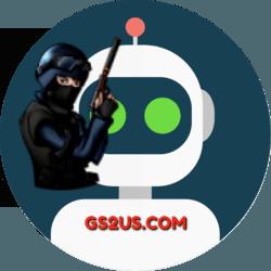 cs 1.6 with bots logo