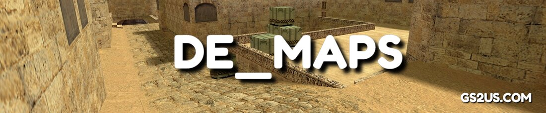 counter strike 1.6 de map
